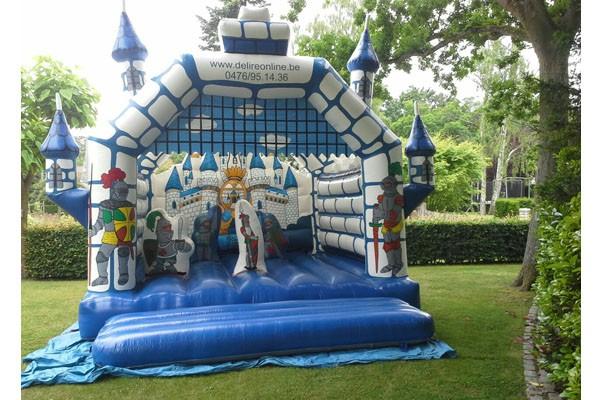 CASTLE PETIT location jeux pour enfants incourt ok